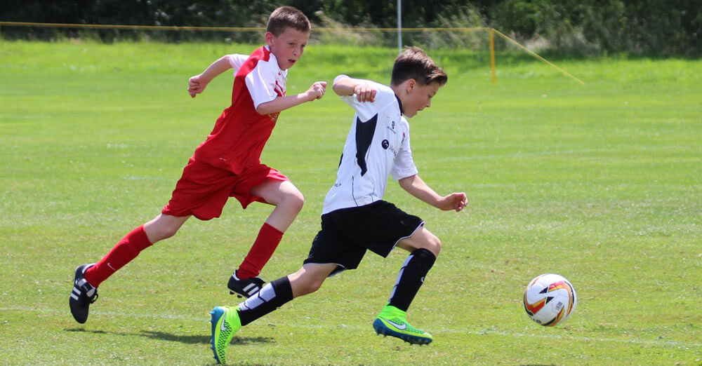 Junior Football Tournaments Skegness by ESF