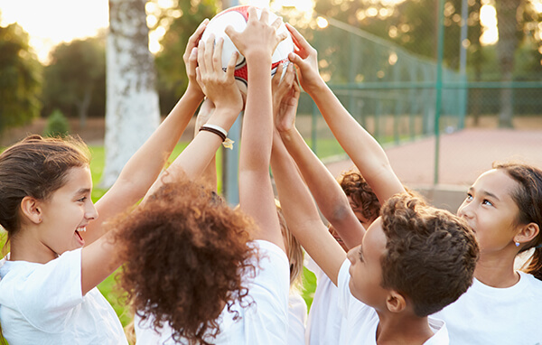 How can teamwork benefit your youth team?